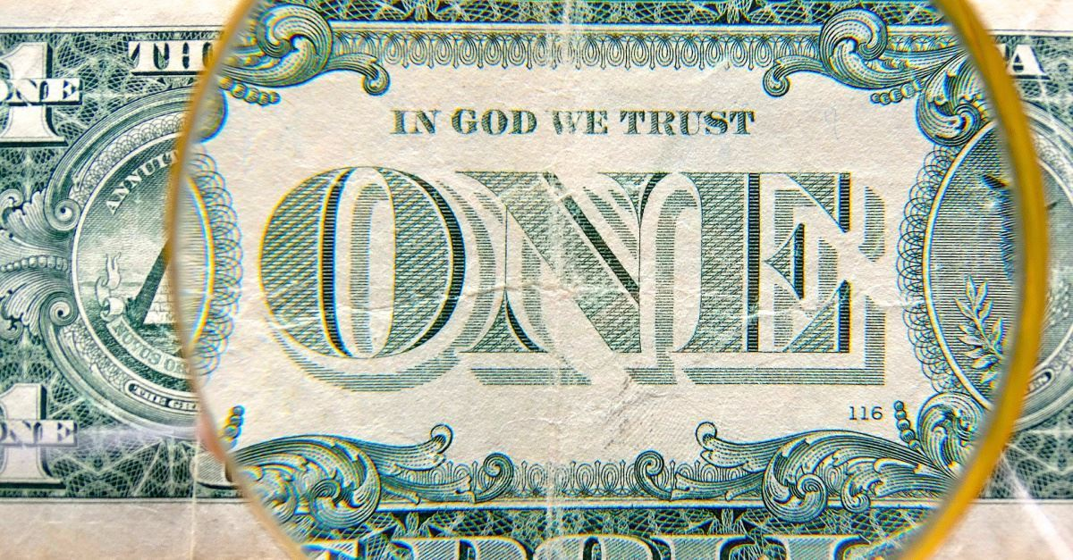 In God We Trust' Signs to Be Posted in Every Louisiana