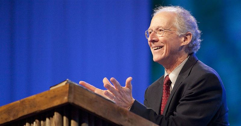 John Piper on Josh Harris, Apostasy and Eternal Security
