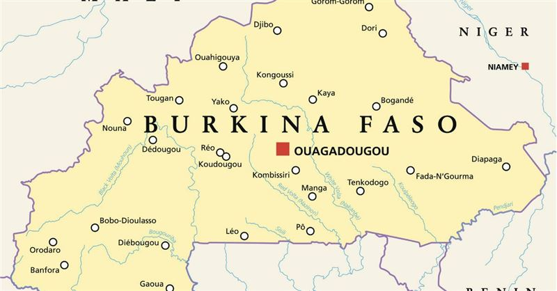 4 Christians in Burkina Faso Executed by Islamic Extremists for Wearing Crosses