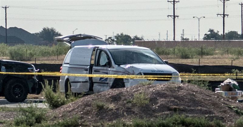 Mass Shooting along Texas Highway Leaves 7 Dead, at Least 22 Injured