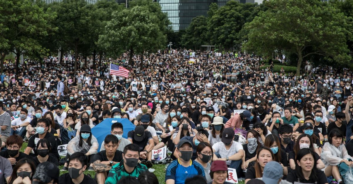 Hong Kong Withdraws Controversial Extradition Bill That Incited Weeks of Violent Protests