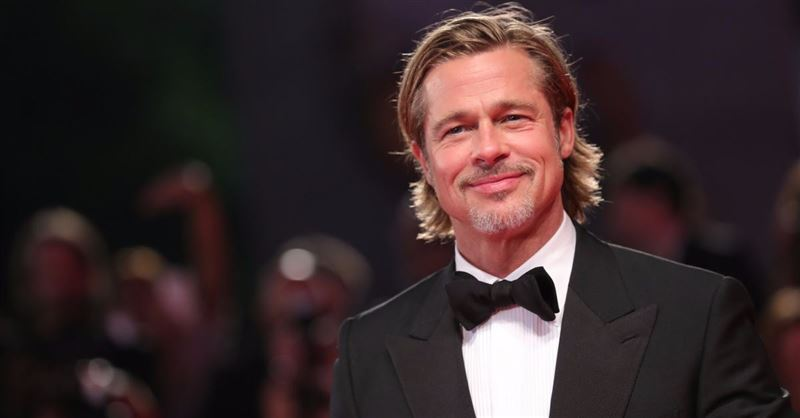 Brad Pitt on 'Pain, Grief and Loss': Making Peace with Our Past