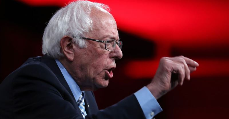 Bernie Sanders: I 'Strongly Support' Abortion to Slow Population Growth