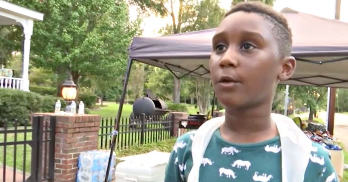 6-Year-Old Uses Disney World Birthday Trip Money to Feed Hurricane Dorian Evacuees