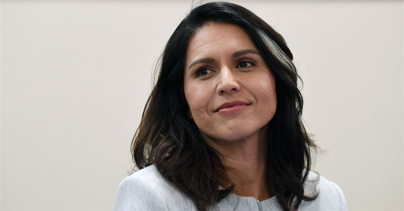 Democratic Presidential Candidate Tulsi Gabbard Says She Supports Abortion Limitations