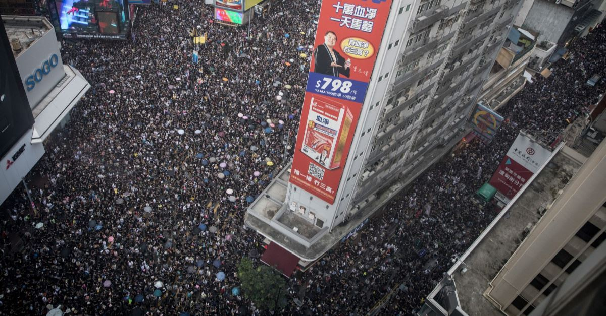 Hong Kong's Lesson for Beijin ... and the West: Economic Vitality and the Christian Worldview