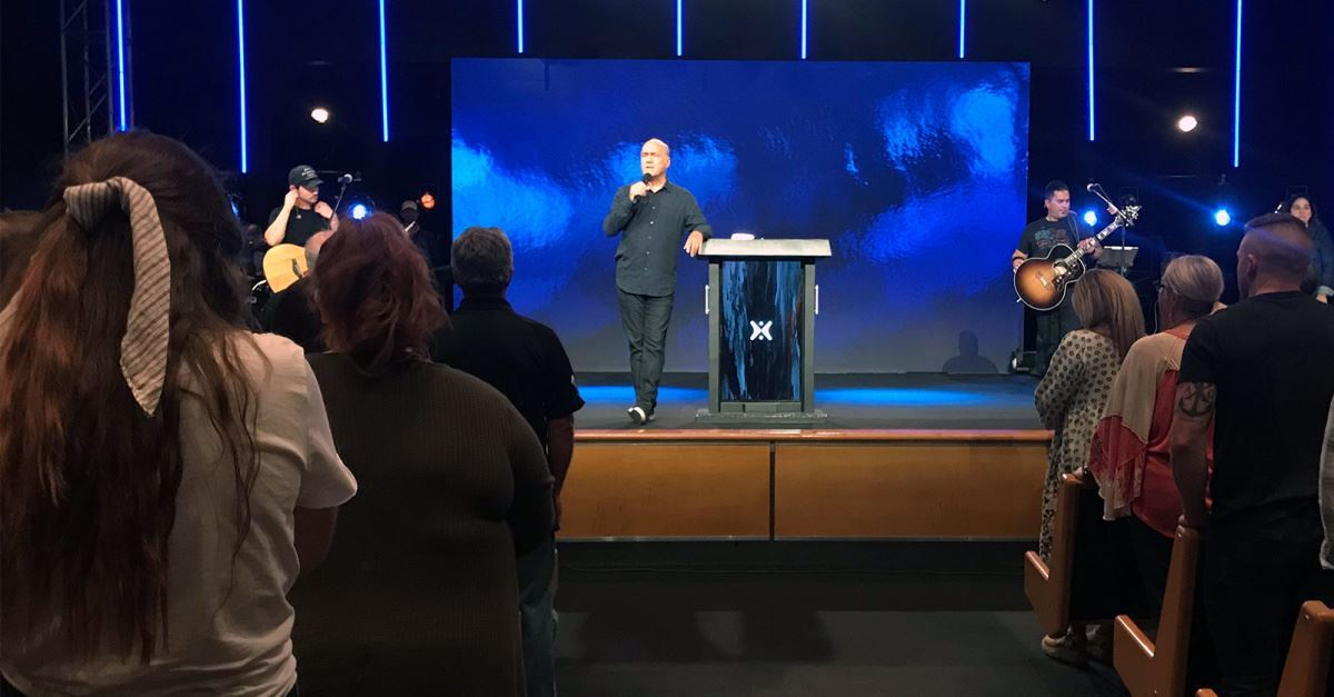 Harvest Pastor Greg Laurie Urges Compassion after Jarrid Wilson's Suicide