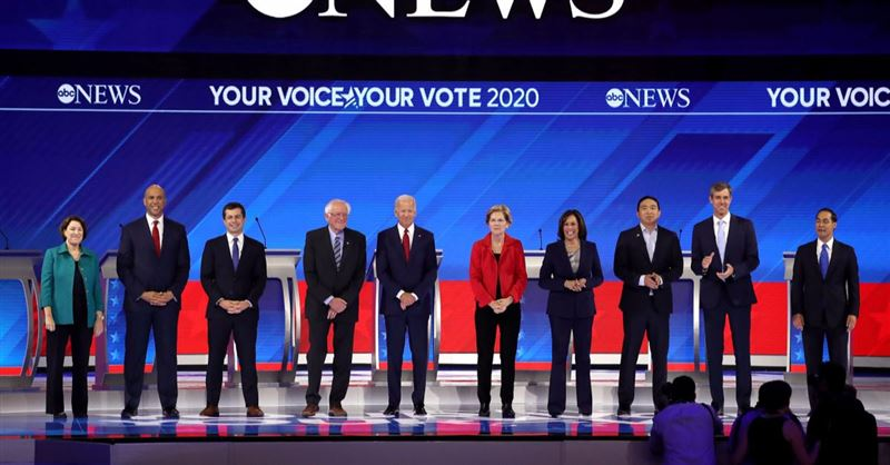 5 Major Takeaways from the September Democratic Presidential Debate