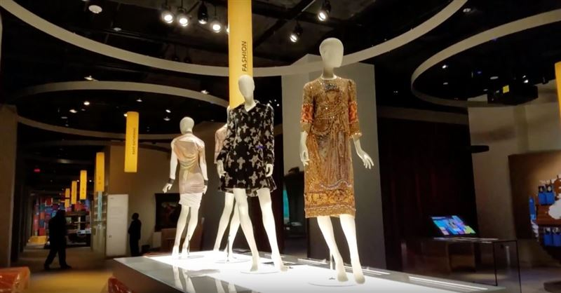 Museum of the Bible Hosts First-Ever Biblical Fashion Show
