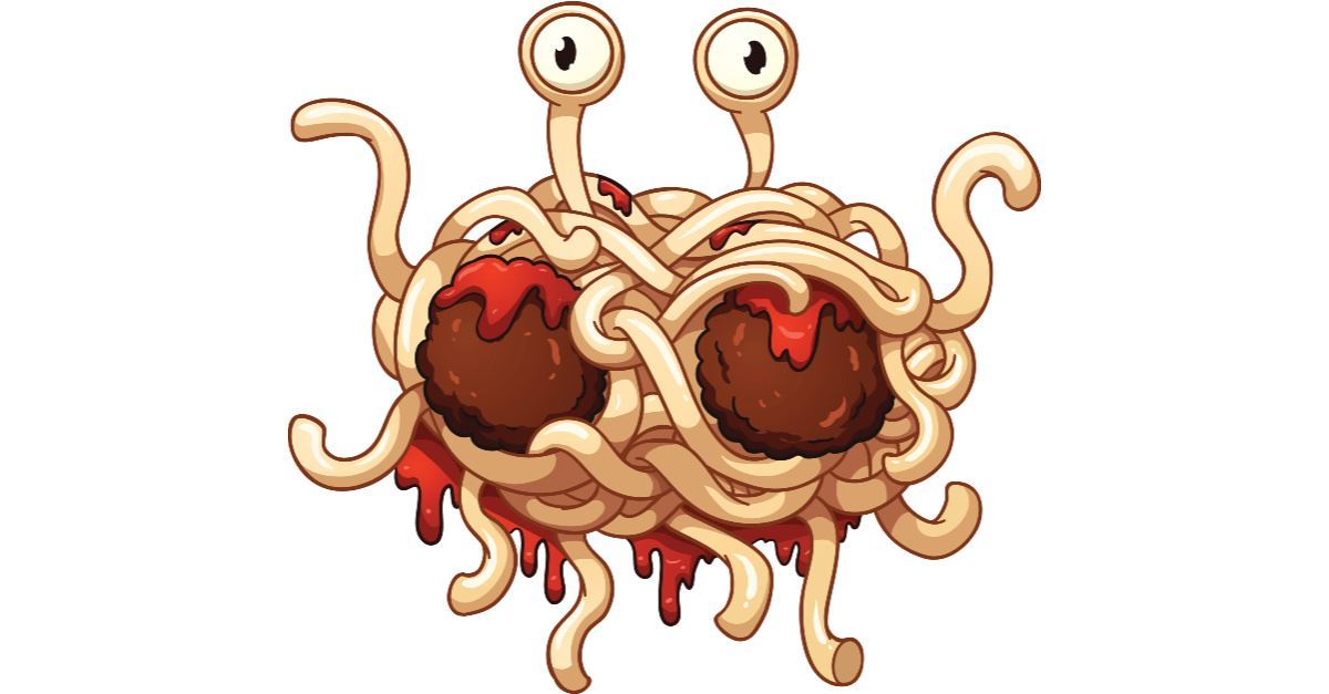 Pastor of 'Flying Spaghetti Monster' Church Prays at Gov't Meeting, Thanks to Court Ruling