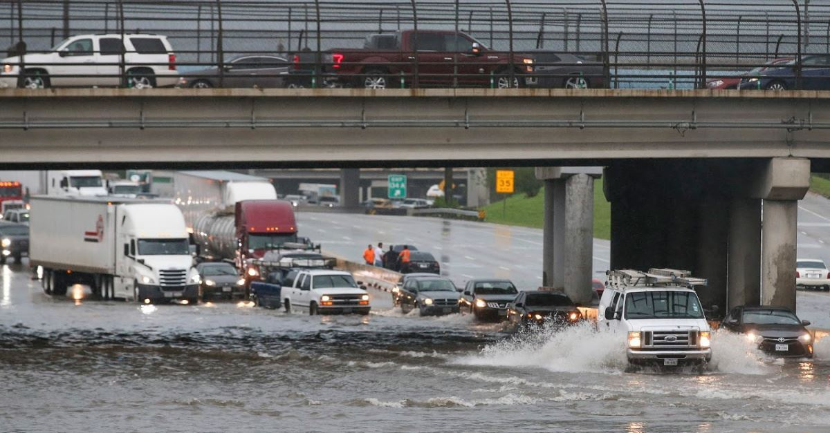 Man electrocuted, drowned rescuing horses in Texas flooding Thursday