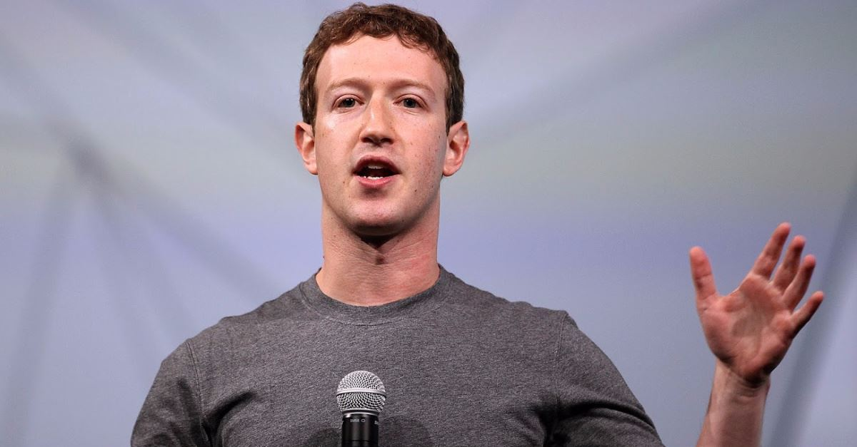 Facebook CEO Admits to 'Clear Bias' in Blocking Pro-Life Videos