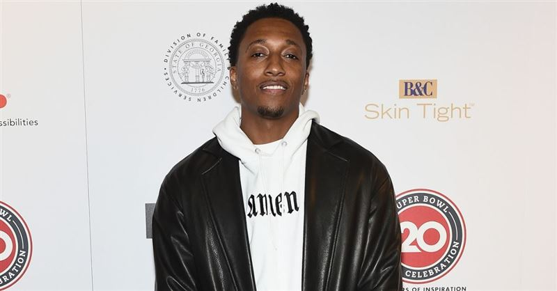 Christian Recording Artist Lecrae Gets Baptized in the Jordan River