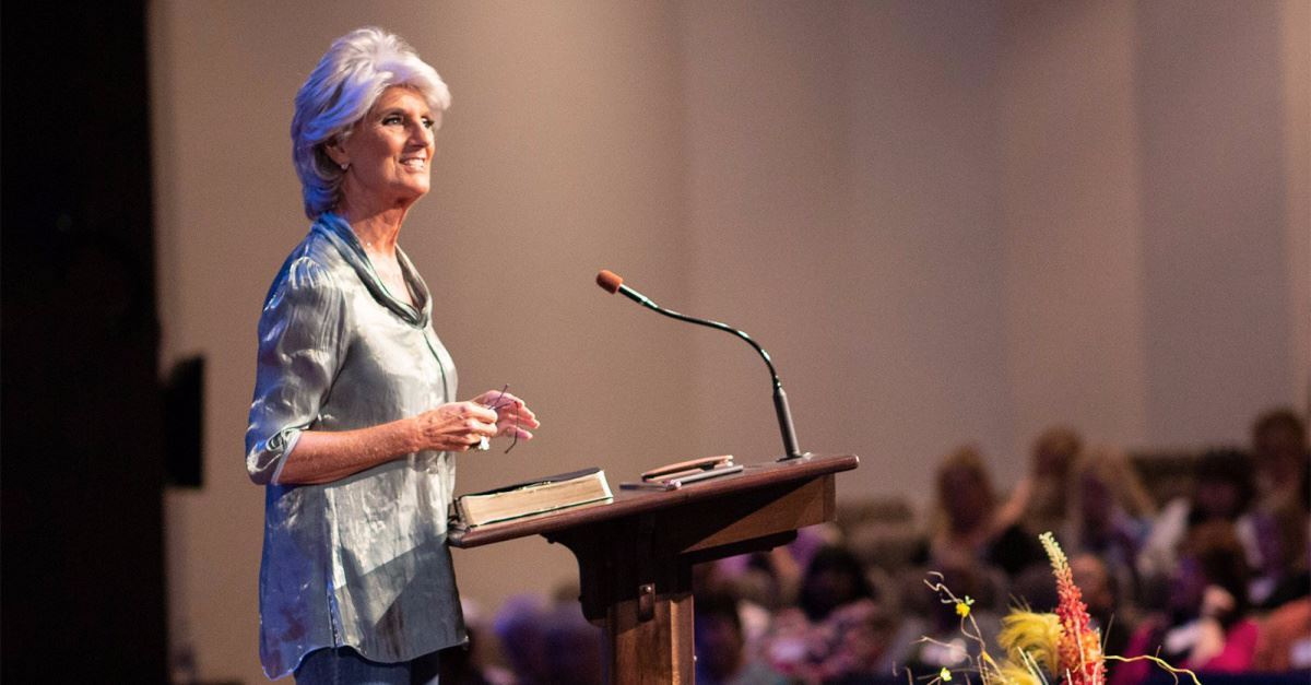 Anne Graham Lotz, a Year after Breast Cancer Diagnosis, Says Joy 'Never Left Me'