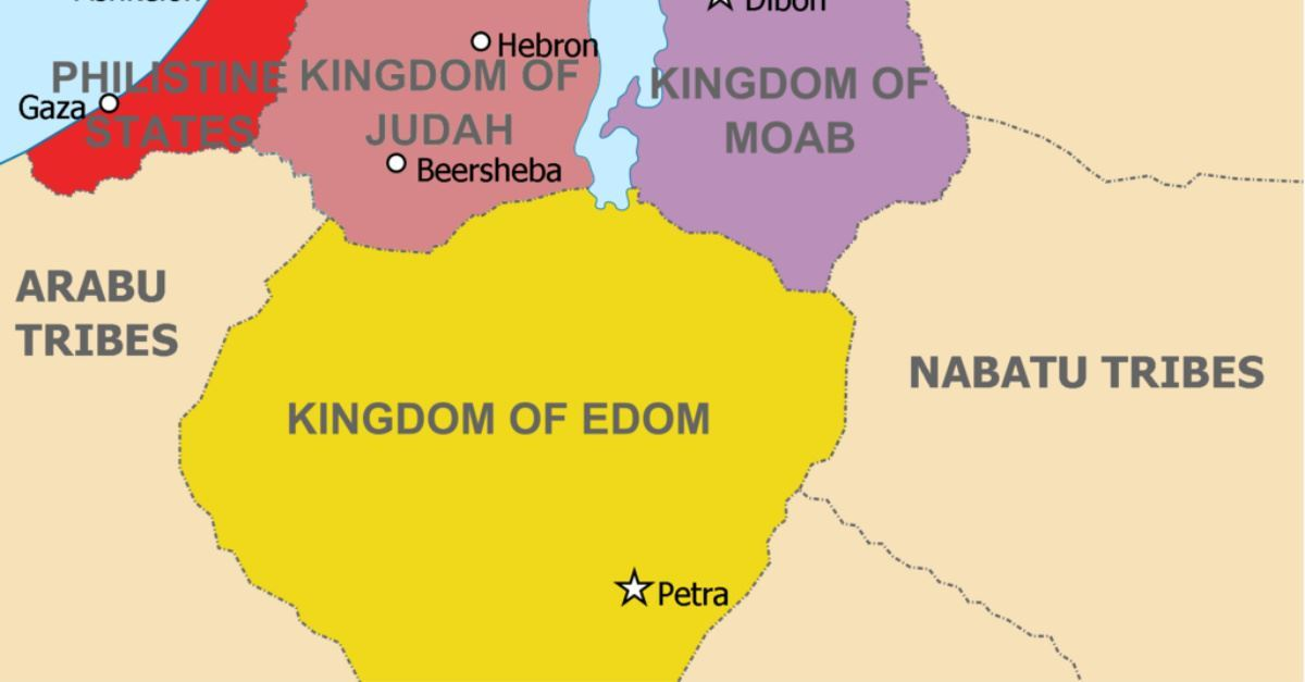 Archaeological Evidence Points to Discovery of Biblical Kingdom of Edom