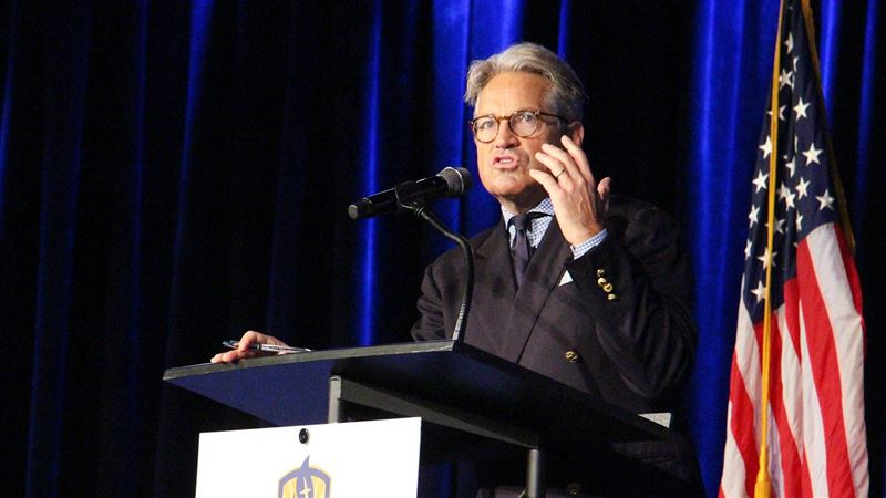 Eric Metaxas on Trump, Bonhoeffer, and the Future of America
