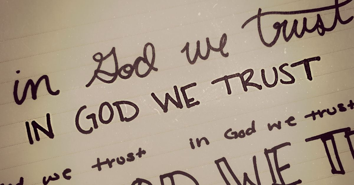 Pennsylvania Bill will Allow Schools to Display 'In God We Trust'