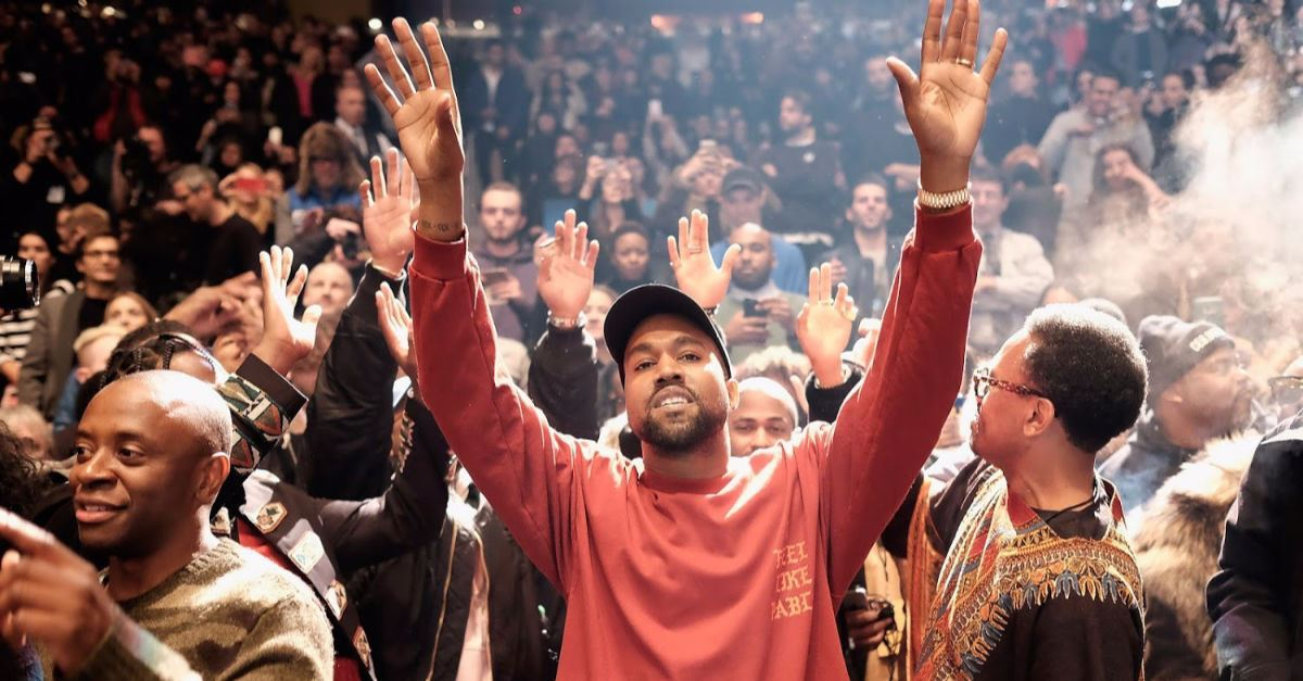 Kanye West Quits Secular Music: 'Only Gospel from Here on Out'