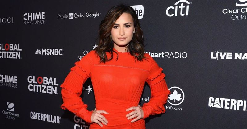 Demi Lovato Gets Baptized in the Jordan River: It 'Filled the God-Sized Hole in My Heart'