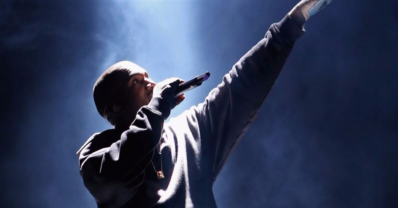 Thousands Show Up for Kanye West's Sunday Service in Salt Lake City