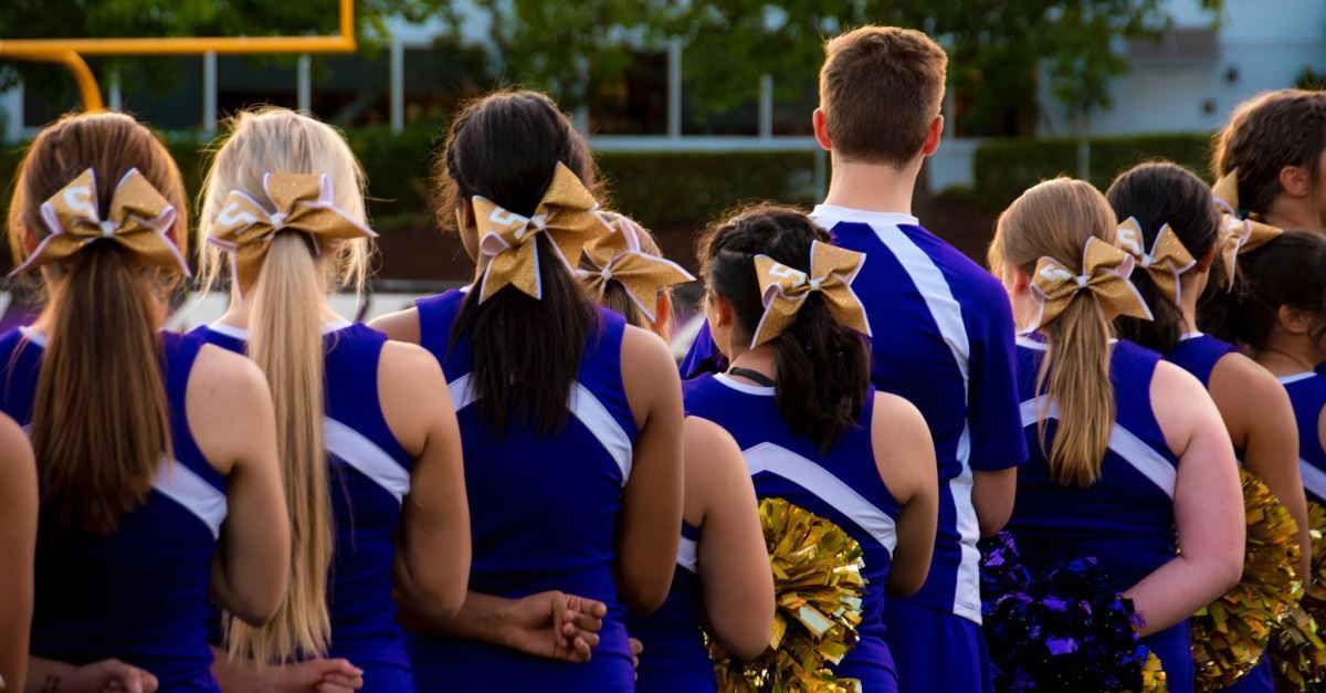 Texas Cheerleader Saves Choking Boy: The Motivating Power of Gratitude