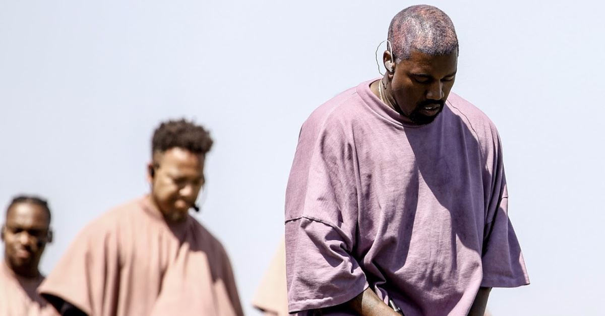California Pastor Says He's Discipled Kanye for Weeks, Affirms His Conversion