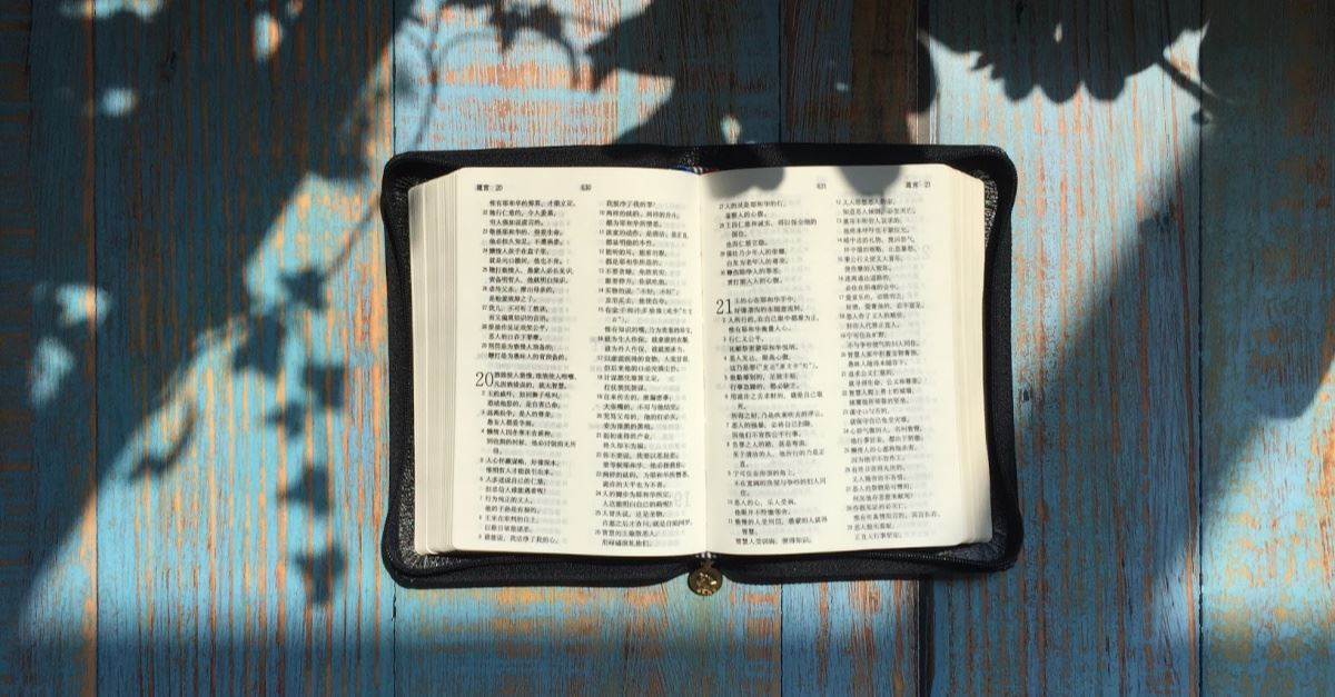 China's War on the Bible: If You Can't Ban it, Alter it