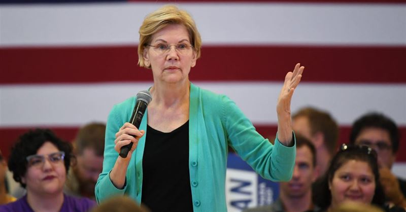 Elizabeth Warren Says She's 'Open' to Decriminalizing Sex Work