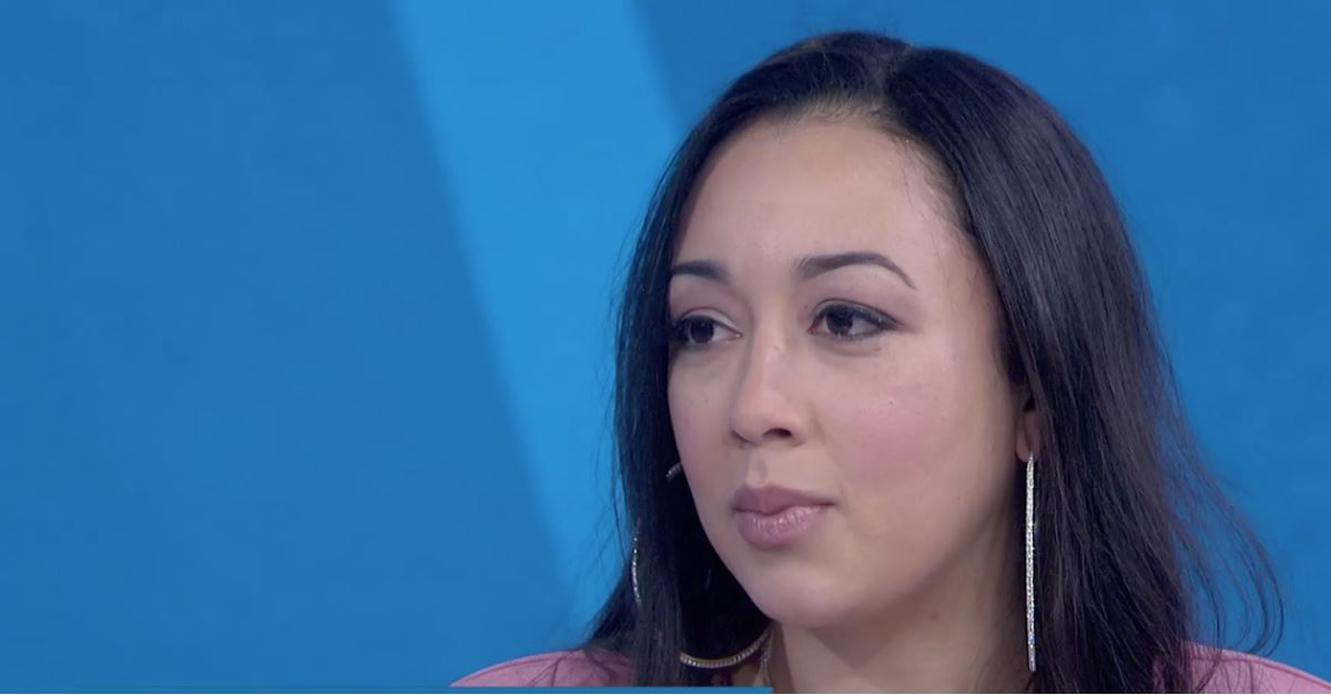 Cyntoia Brown-Long Thanks God for Changing Her Life While Serving Life Sentence for Murder