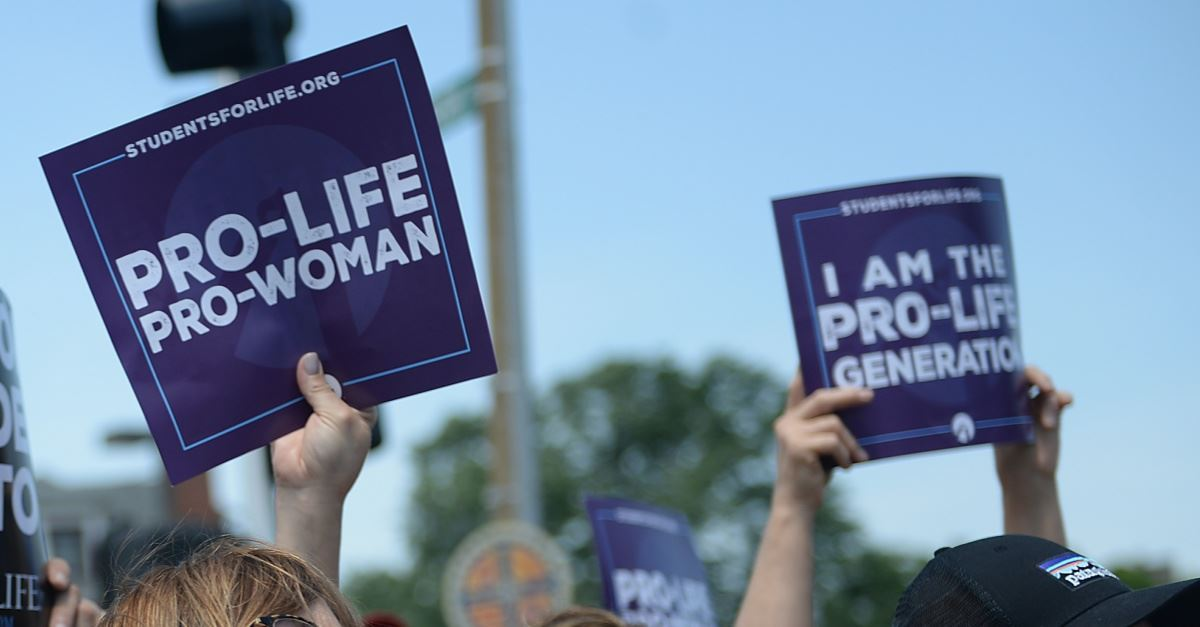 March for Life Unveils New Theme: 'Life Empowers: Pro-Life is Pro-Woman'