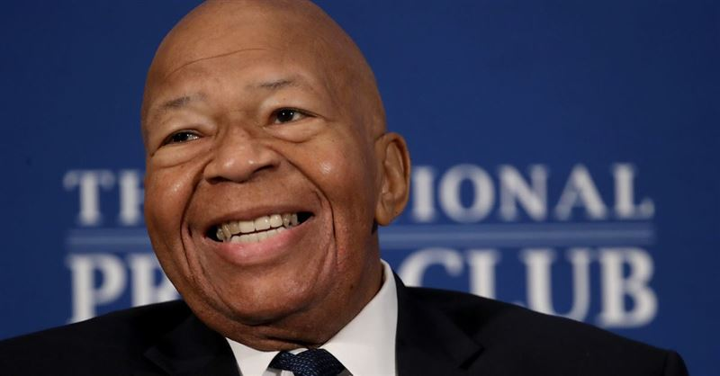 Congressman Elijah Cummings Dies at 68 Years Old