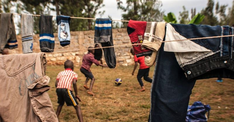 Christian Family in Muslim Area of Kenya Loses House, Stable Life