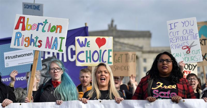 Abortion, Same-Sex Marriage Are Legalized in Northern Ireland