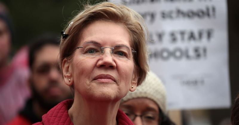 Elizabeth Warren Would Consider 'Secular Outreach Coordinator' for Atheists