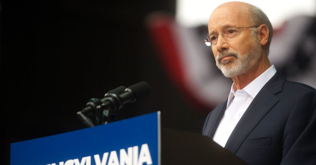 Pa. Gov. Pledges to Veto Heartbeat Abortion Ban, Says it Lacks 'Scientific Basis'