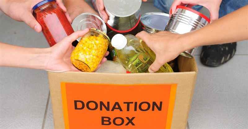 Benevolent Teenager Raises over $12,000 for Local Food Pantry