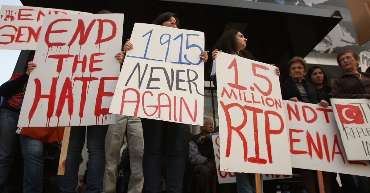 House Passes Resolution Declaring WWI Slaughter of 1.5 Million Armenians a 'Genocide'