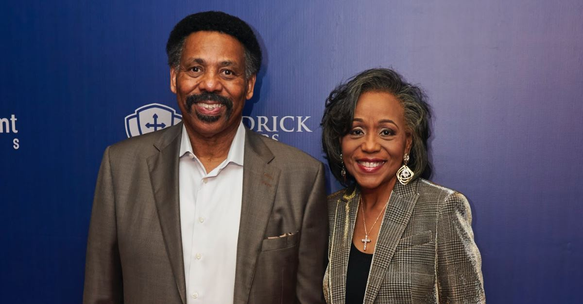Tony Evans Says Chemo, Radiation Are 'No Longer Options' for Wife, Asks for Prayer