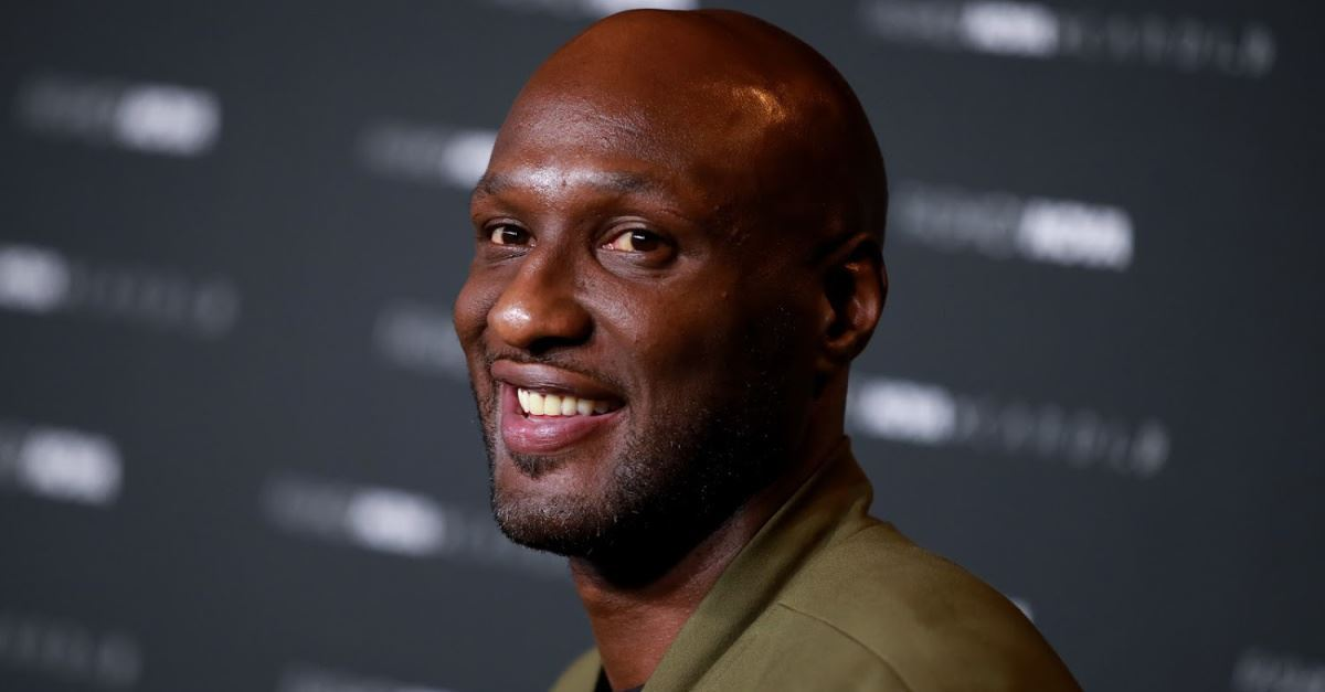 Former NBA Player Lamar Odom Is 'Walking with the Lord' after Surviving Near-Death Drug Overdose