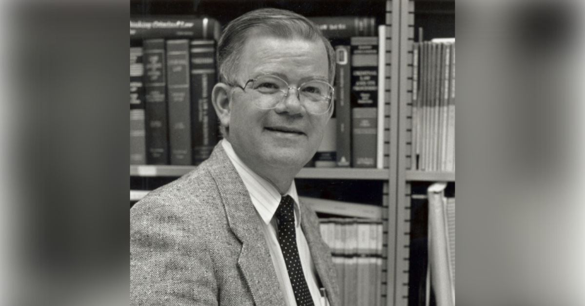 Remembering Phillip Johnson: The Man Who Put Darwin on Trial