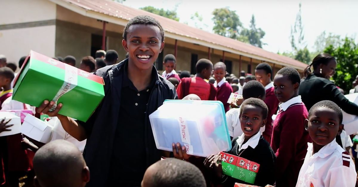 Rwandan Genocide Survivor: God Used a Christmas Shoebox to Save Me as a Child