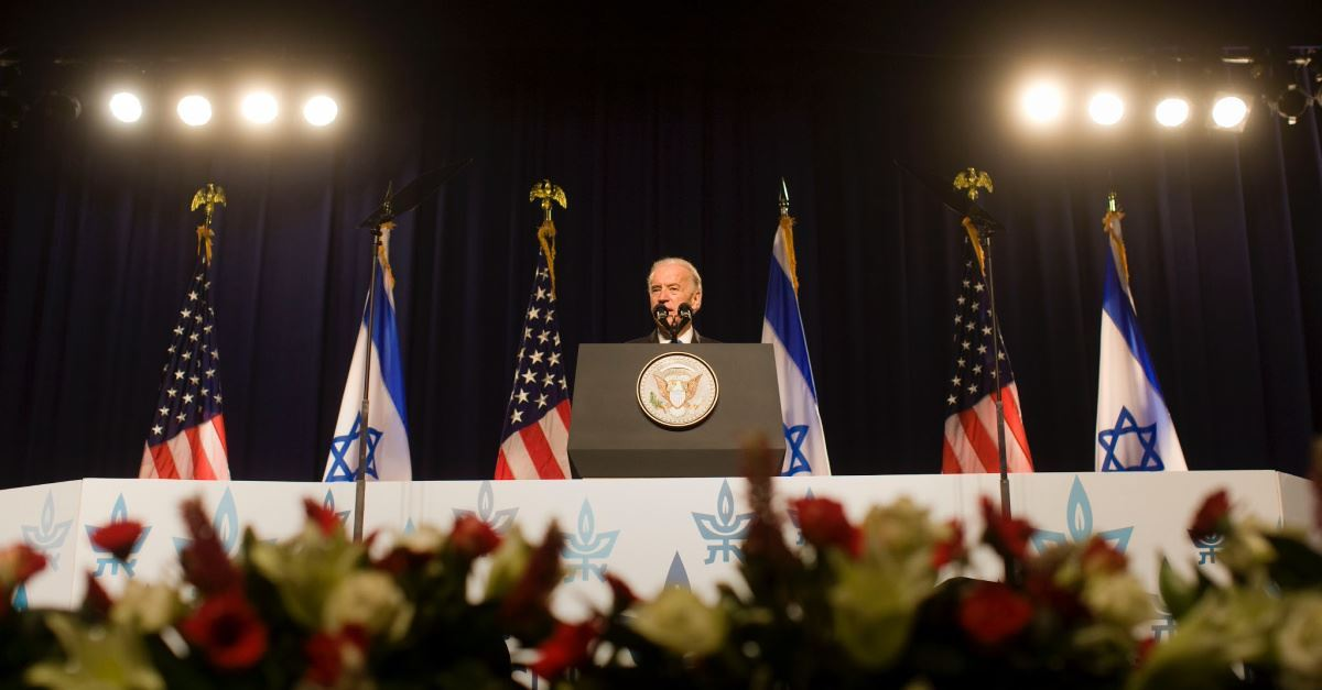5. He Is Considered a Friend of Israel