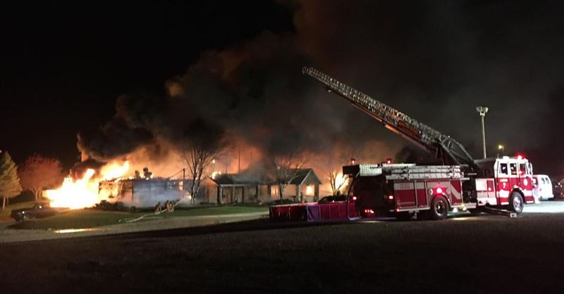 Fire Destroys Popular Christian Camp in Ohio