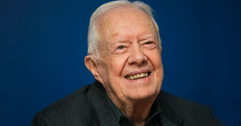Former President Jimmy Carter Is Recovering from Procedure to Release Pressure from His Brain
