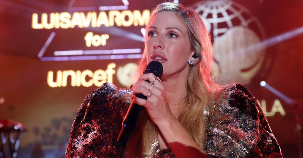 Ellie Goulding Demands Salvation Army Make Pro-LGBT Pledge in NFL Halftime Show Spat