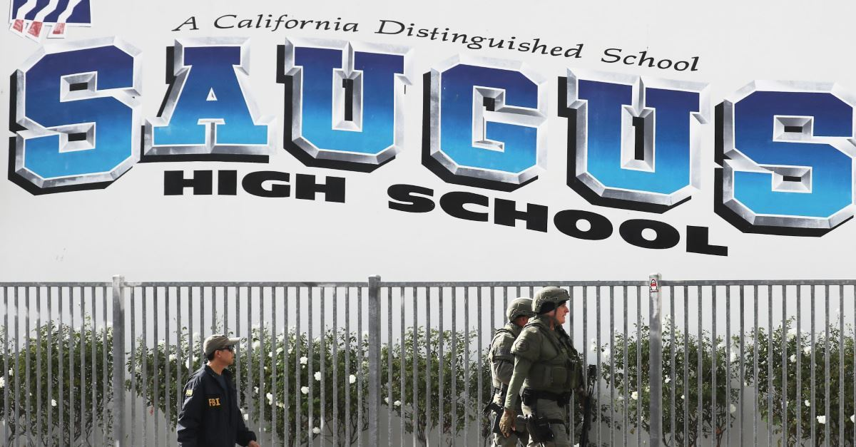 California School Shooting Leaves 2 Dead, Several Injured