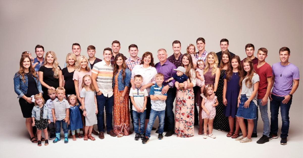 <em>Bringing Up Bates</em> Stars: We Want Our Show to Illustrate How Important God, Family Are