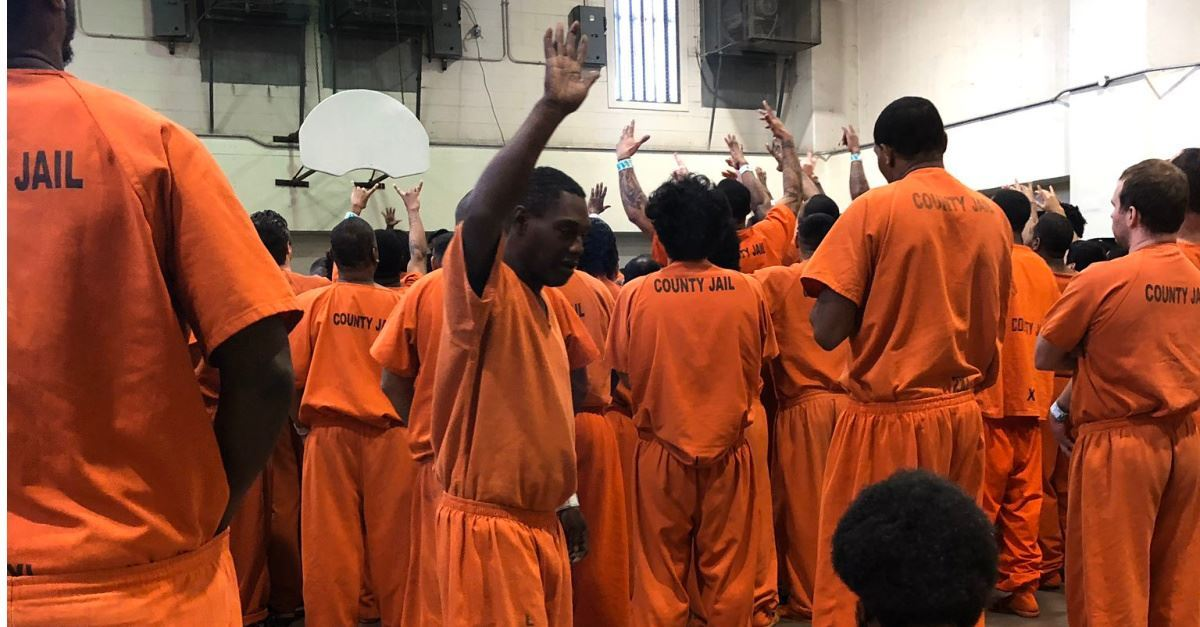 Kanye West Surprises Texas Inmates with Performance: 'This Is a Mission, Not a Show'