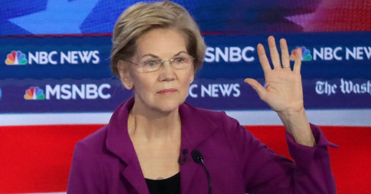'Abortion Rights Are Human Rights,' Elizabeth Warren Says at 5th Democratic Debate