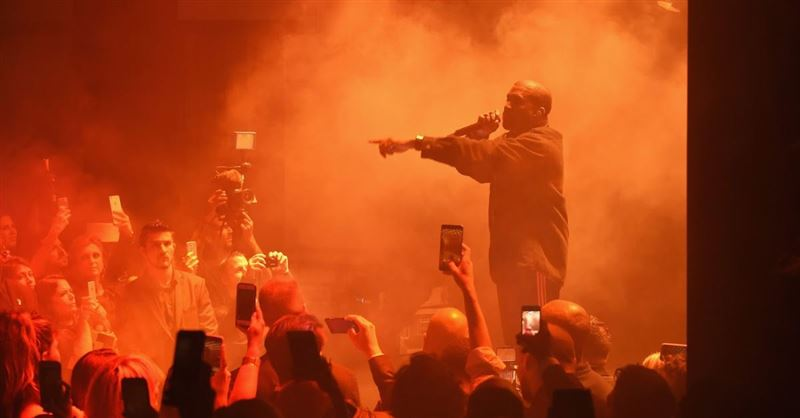 Atheist Group Says Kanye West's Jail House Performance Violated the Constitution
